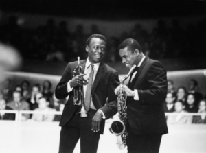 Miles and Wayne