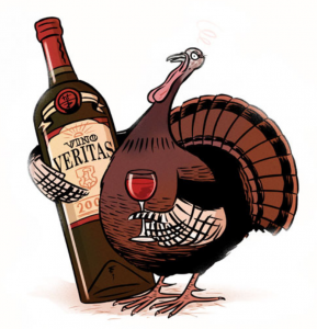 turkey-with-wine
